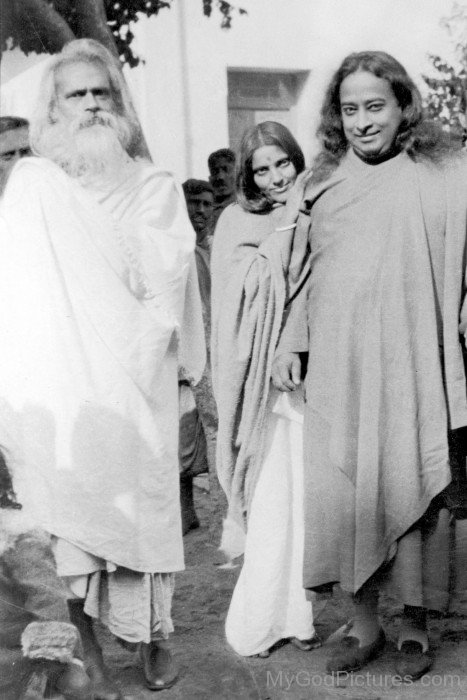 Paramahansa Yogananda And Guru Sharanam