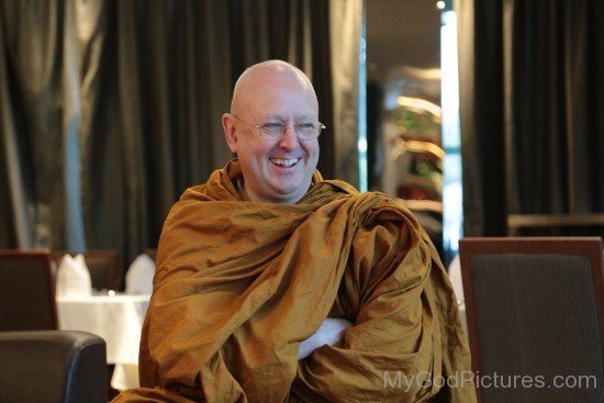 Photo Of Ajahn Brahm