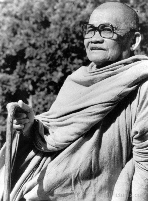 Photo Of Ajahn Chah