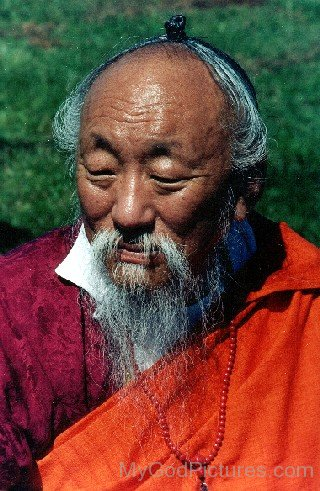 Photo Of Chagdud Tulku Rinpoche