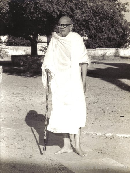 Photo Of Kanji Swami Ji