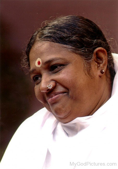 Photo Of Mata Amritanandamayi Ji