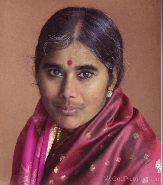 Photo Of Mother Meera
