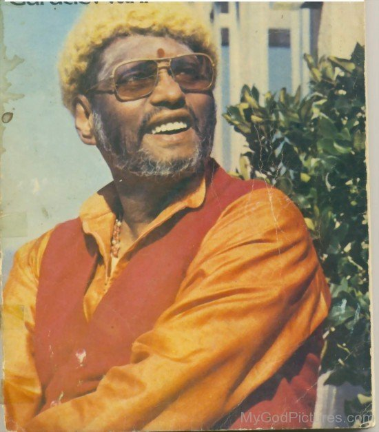 Photo Of Muktananda Ji