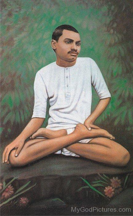 Photo Of Shrimad Rajchandra