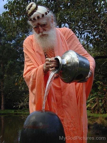 Photo Of Sivaya Subramuniyaswami Ji
