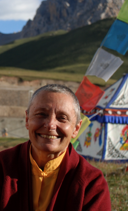 Photo Of Tenzin Palmo