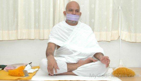 Picture Of Acharya Mahashraman Ji