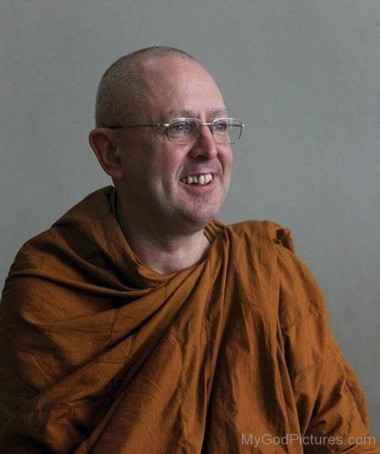 Picture Of Ajahn Brahm