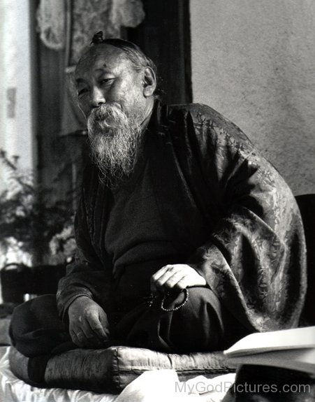 Picture Of Chagdud Tulku Rinpoche