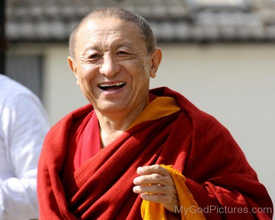 Picture Of Chokyi Nyima Rinpoche