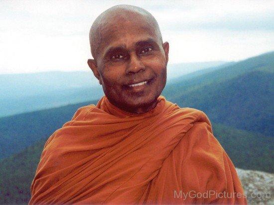 Picture Of Henepola Gunaratana
