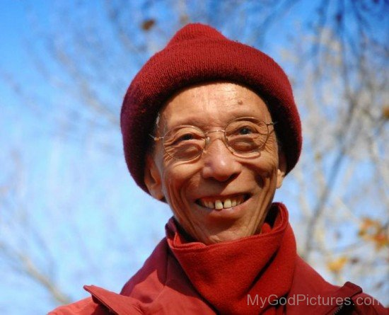Picture Of Kelsang Gyatso