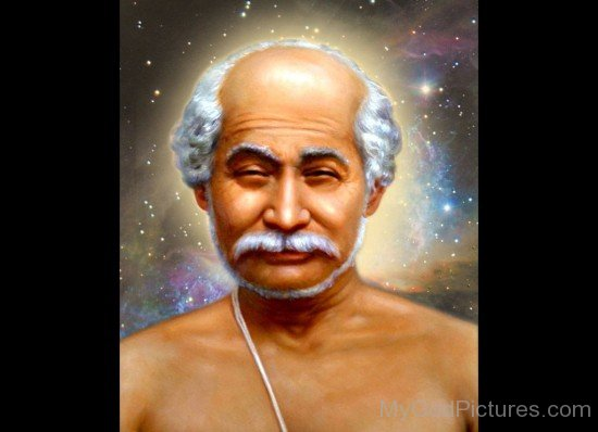 Picture Of Lahiri Mahasaya Ji