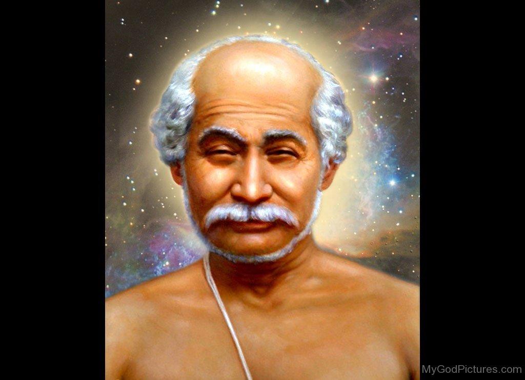 Picture Of Lahiri Mahasaya Ji - God Pictures