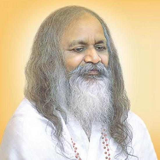 Picture Of Maharishi Mahesh Yogi Ji