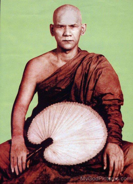 Picture Of Mahasi Sayadaw