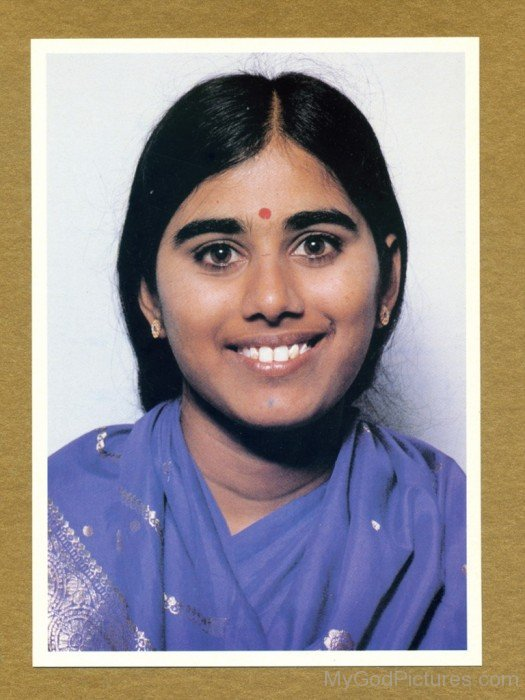Picture Of Mother Meera