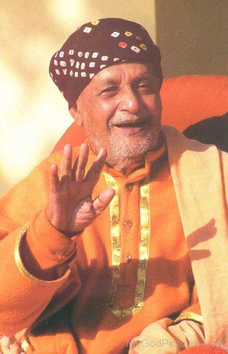 Picture Of Satyananda Saraswati