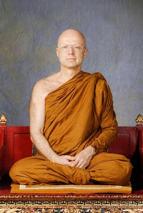 Picture Of Thanissaro Bhikkhu