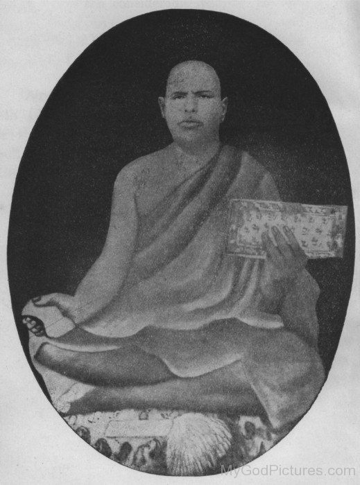 Picture Of Vijayanandsuri Ji