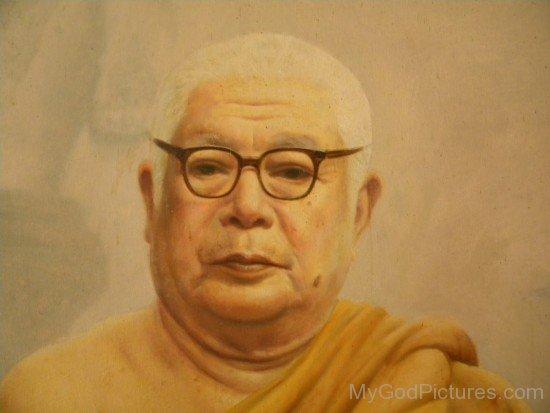 Portrait Of Buddhadasa