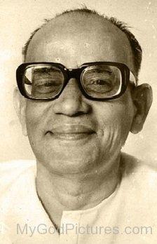 Prabhat Ranjan Sarkar Smiling