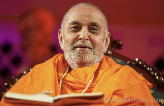 Pramukh Swami Maharaj Ji