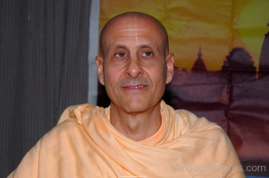 Radhanath Swami Ji Photo