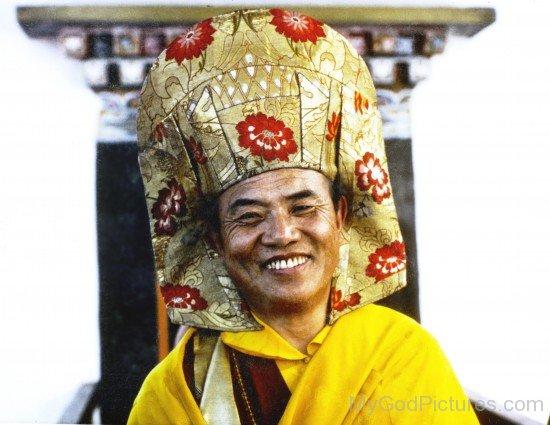 Rangjung Rigpe Dorje Image