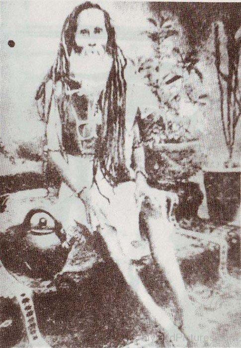 Rare Image Of Sitaramdas Omkarnath