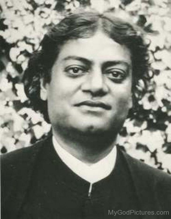 Rare Picture Of Swami Vivekananda