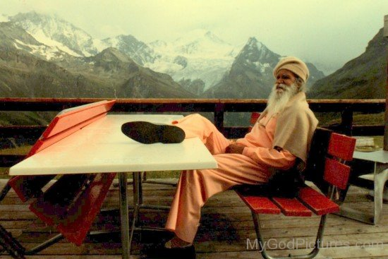 Satchidananda Saraswati In Switzerland