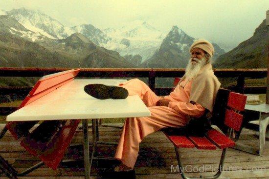 Satchidananda Saraswati In Switzerland