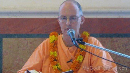 Satsvarupa dasa Goswami Picture
