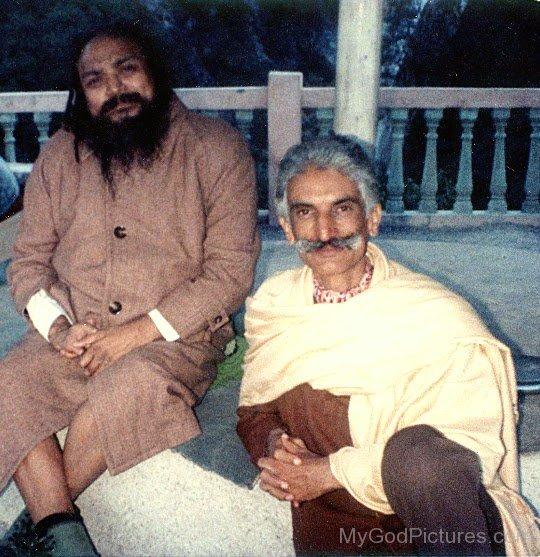Shivabalayogi With Hanut Singh