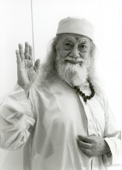Shree Hariharananda Giri Ji Photo