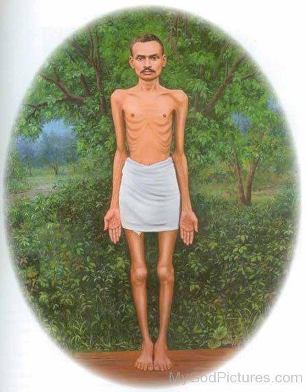Shrimad Rajchandra Ji Picture