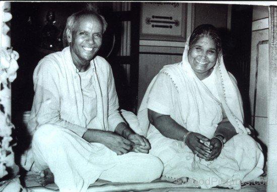 Shriram Sharma And Mataji