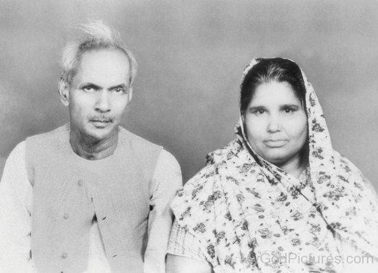 Shriram Sharma With Mataji