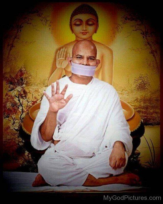 Spiritual Leader Acharya Mahashraman Ji