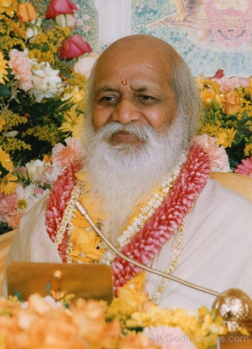 Spiritual Leader Maharishi Mahesh Yogi Ji