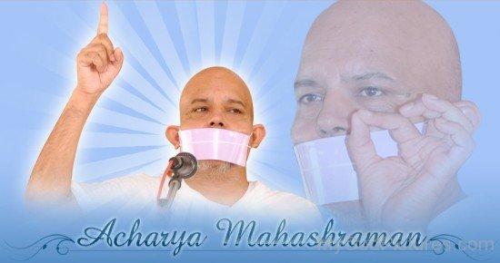Spiritual Teacher Acharya Mahashraman Ji