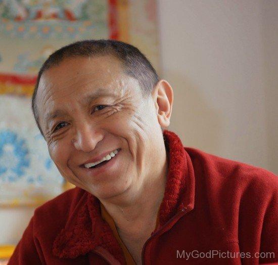 Spiritual Teacher Chokyi Nyima Rinpoche