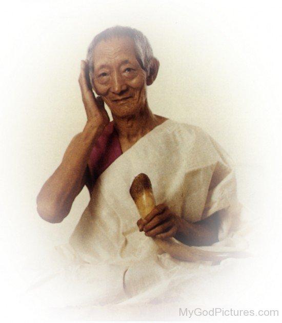 Spiritual Teacher Kalu Rinpoche