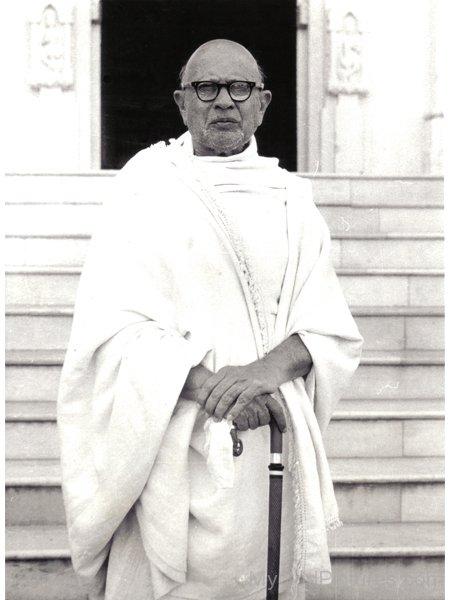 Spiritual Teacher Kanji Swami Ji
