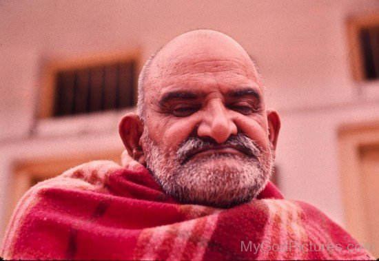 Picture Of Neem Karoli Baba