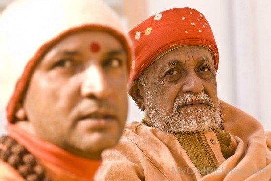 Spiritual Teacher Satyananda Saraswati Ji
