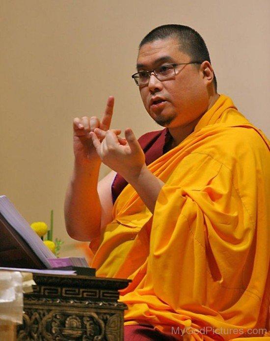 Spiritual Teacher Tsem Tulku