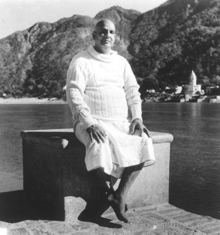 Sri Sivananda Saraswati